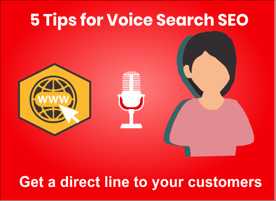 tips for voice search SEO